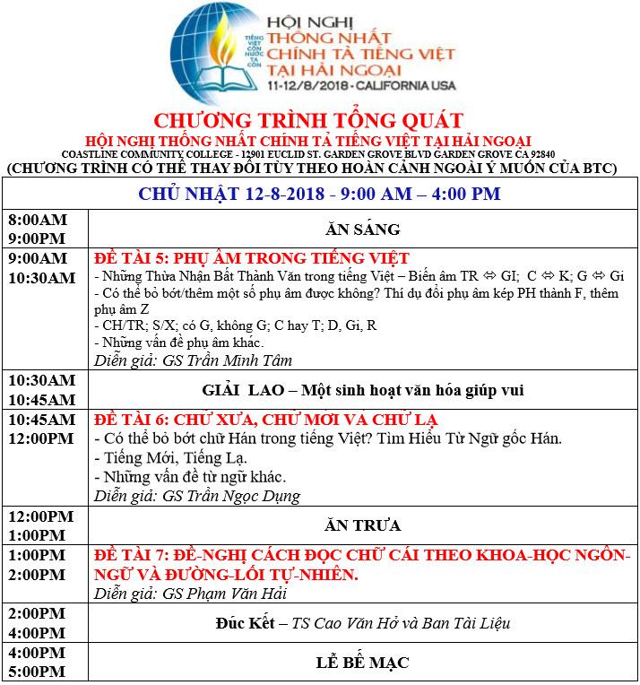 Chuong trinh CHU NHAT 12-8-2018 -F4
